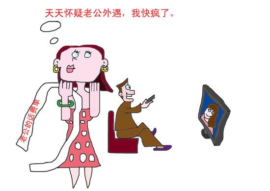深圳感情挽回讲述老是怀疑老公出轨怎么办?