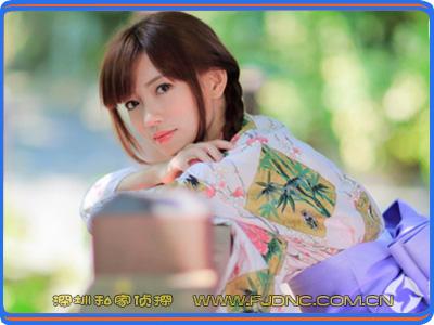 深圳感情挽回看日本女人