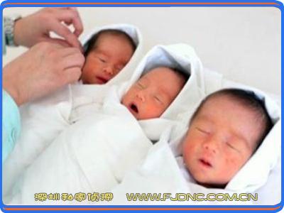 女产三胞胎为什么让丈夫崩