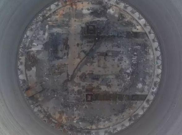 """江西丰城发电厂""""11・24""""冷"""