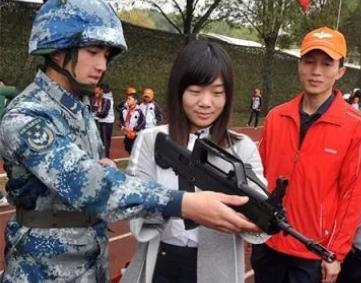 中国人民解放军军营开放办法
